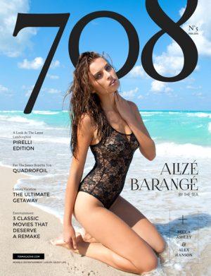 708 Magazine - Alizè Barangè