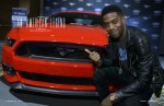 Ford Mustang & Kid Cudi